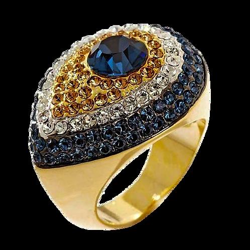 Ladies Flower Ring - 003
