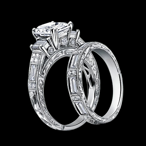 Couple Ring - 006