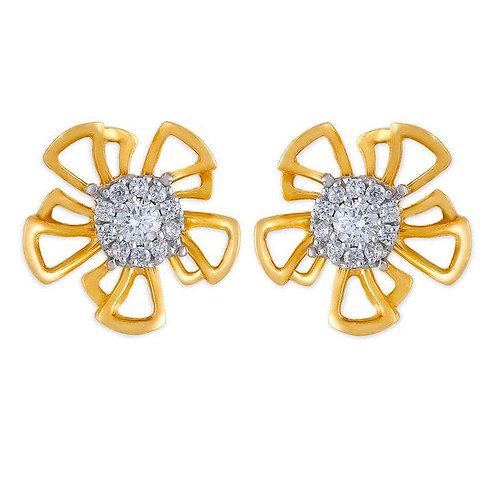 Diamond Earring 014