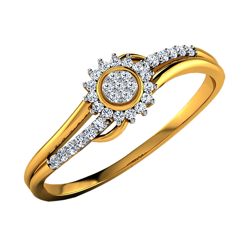Diamond Ring - 048