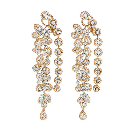 Diamond Earring 049
