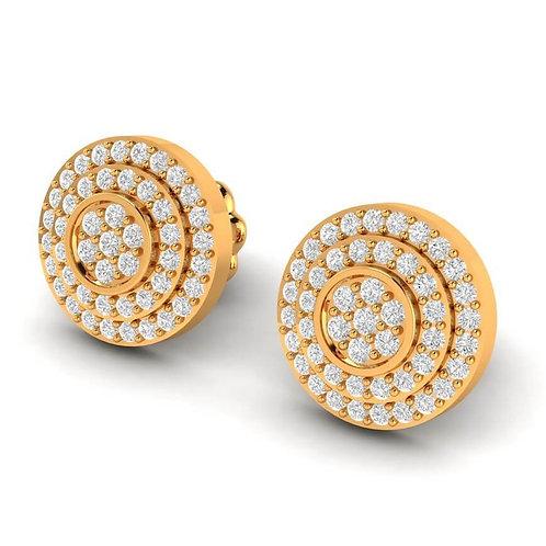 Diamond Earring 015
