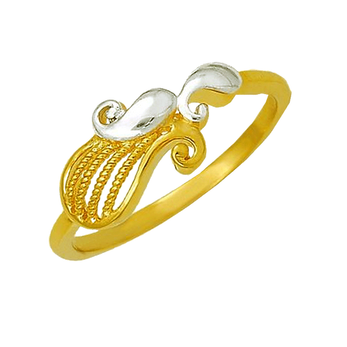 Lady Gold Ring - 026