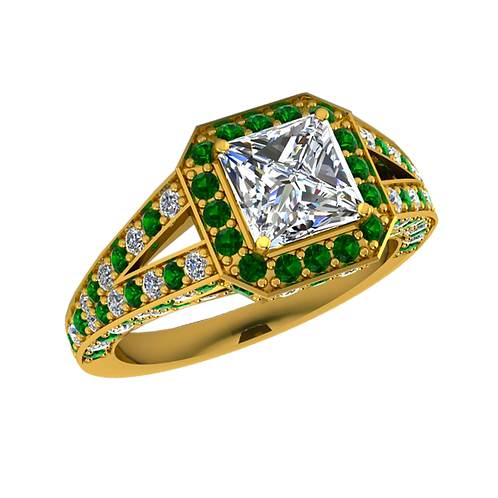 Diamond Ring - 033