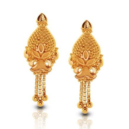 Gold Earring 038