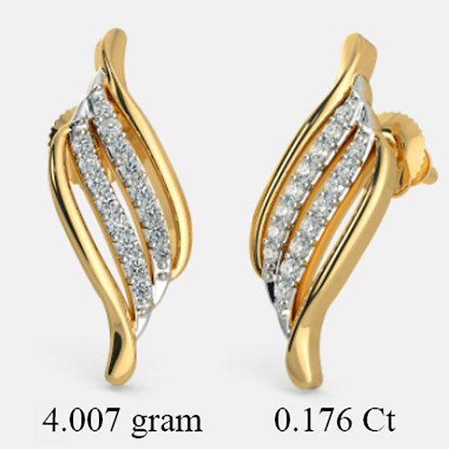 Diamond Earring 041