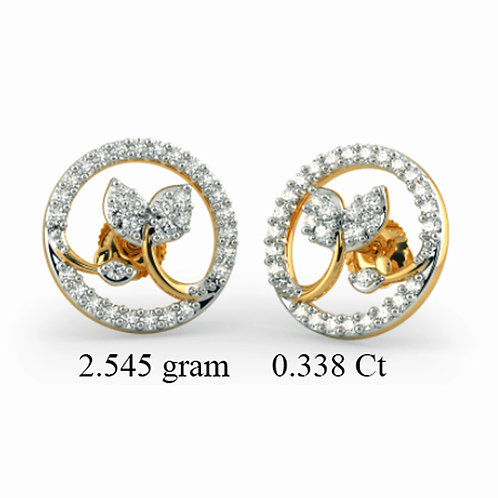 Diamond Earring 040