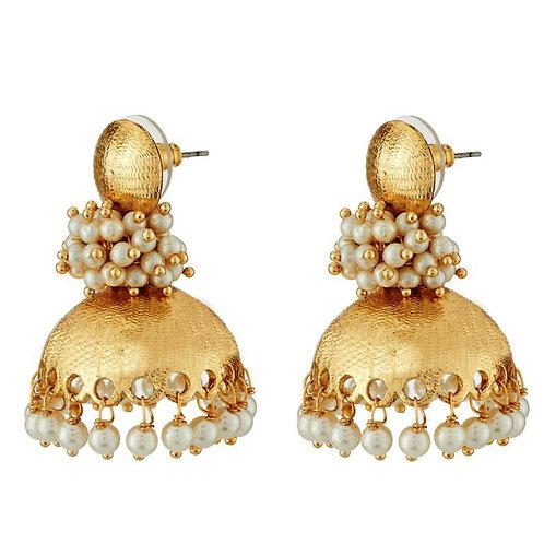 Gold Earring 023