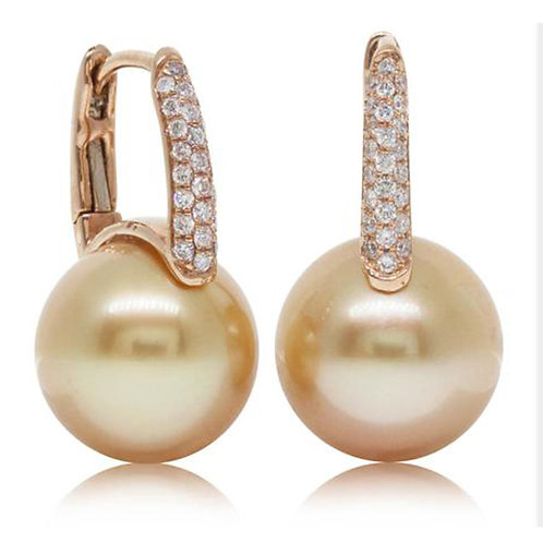 Diamond Earring 001