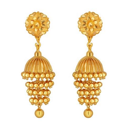 Gold Earring 033