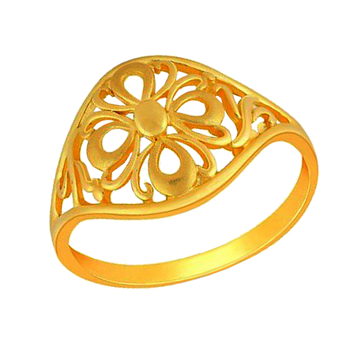 Lady Gold Ring - 029