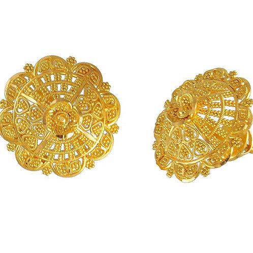 Gold Earring 021
