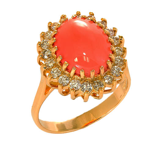 Coral Ring - 011