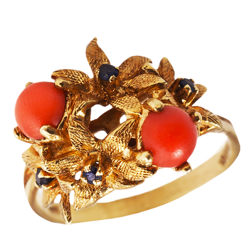 Coral Ring - 015