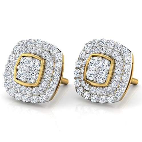 Diamond Earring 032