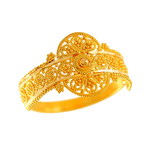Lady Gold Ring - 019