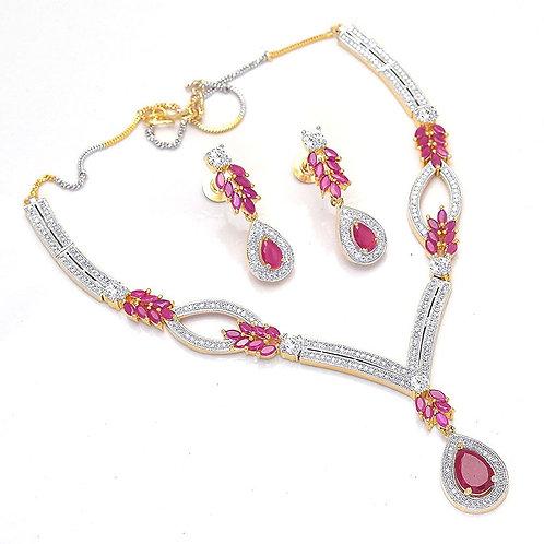 Diamond Necklace 010