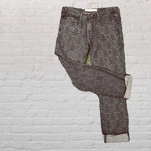 Pantalon imprimé Liberto