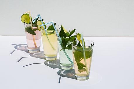 refrescantes jugos