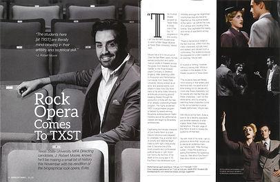 J. Robert Moore in SMTX Magazine
