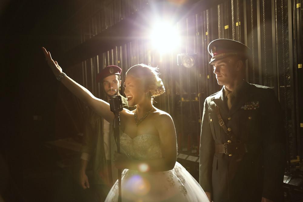Evita @ TxState- J. Robert Moore, Director
