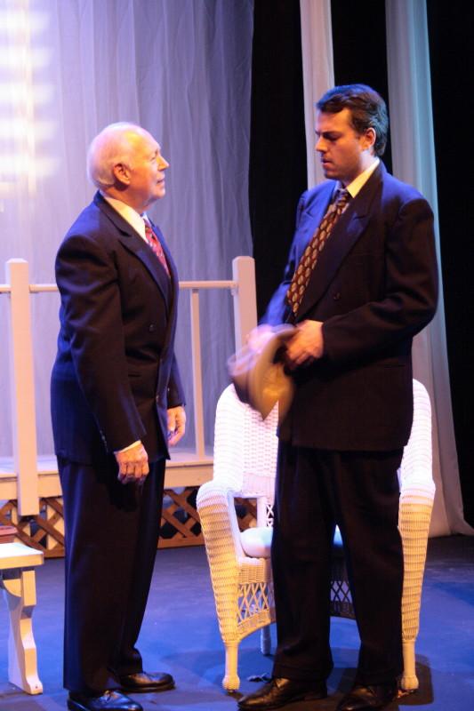Joe and George Deever