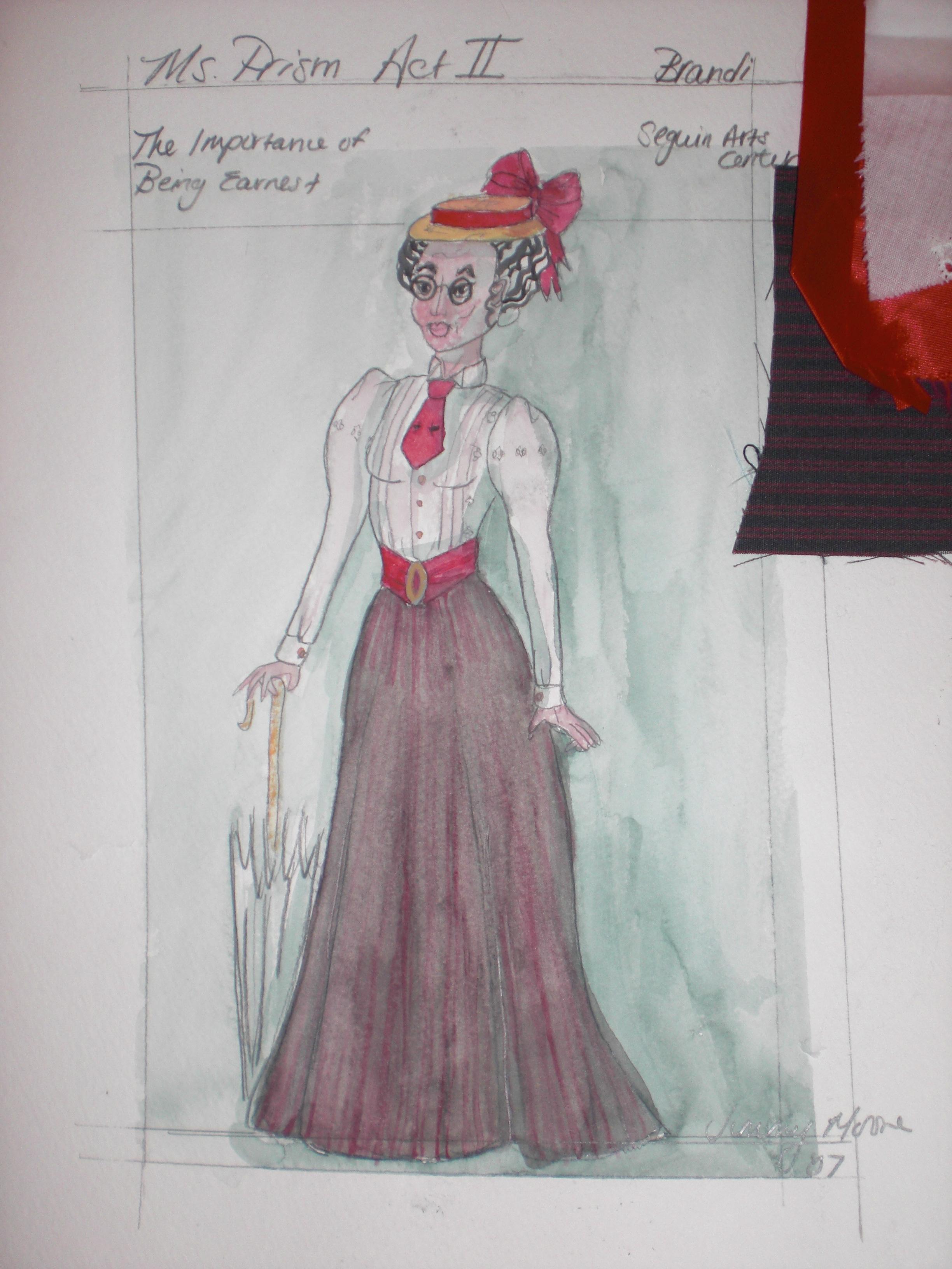 Miss Prism