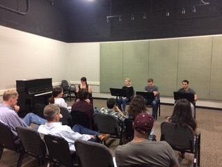 """""""Posthumous"""" - A Staged Reading"""
