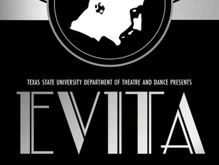 Evita! A magical moment or two ...