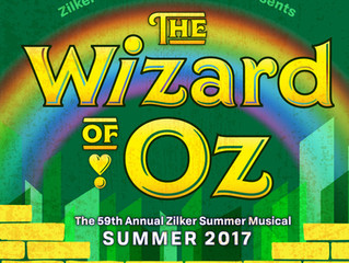 """The Wizard of OZ"" on the Zilker Hillside!"