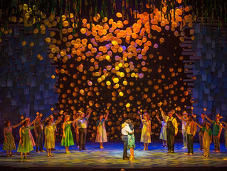 Lyric Theater's Big Fish and Billy Elliot