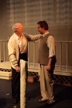 Joe and Frank Lubey