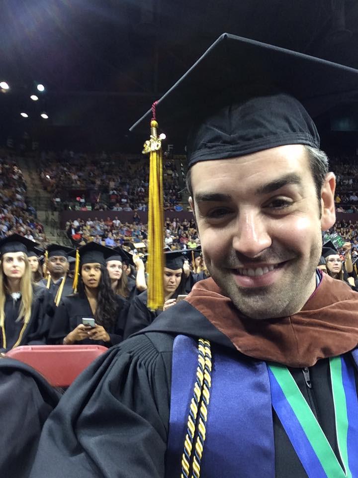 J. Robert Moore, Texas State University MFA in Directing