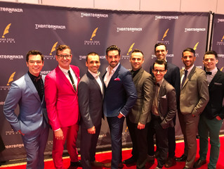 """Buyer and Cellar"" at the 2017 Drama Desk Awards"