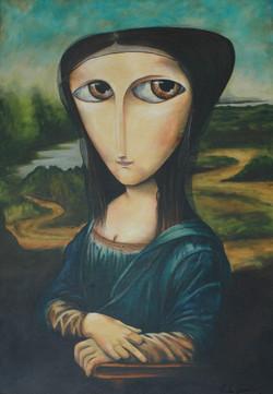 Monalisa By Paulo Govea