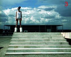 Fashion Editorial in Brasilia by Albrecht Gerlach