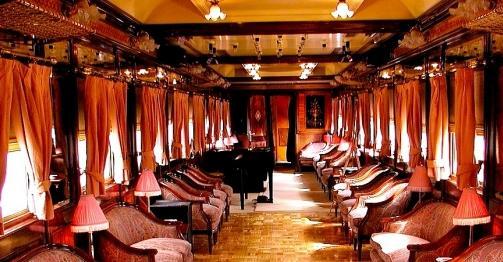 Train Spain