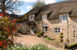 cottage vintage house