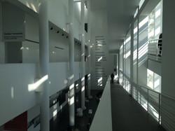 moderna white big space