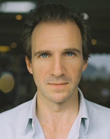 Hollywood Actor Ralph Fiennes