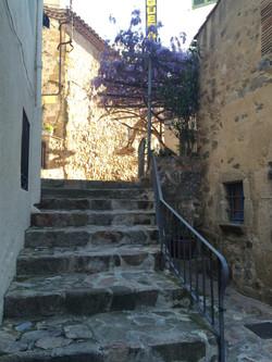 Mediterranean stones city