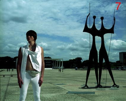 Fashion Editorial in Brasilia by Albrecht Gerlach