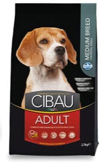 """CIBAU – לכלבים בוגרים מגזע בינוני 2.5 ק""""ג"""