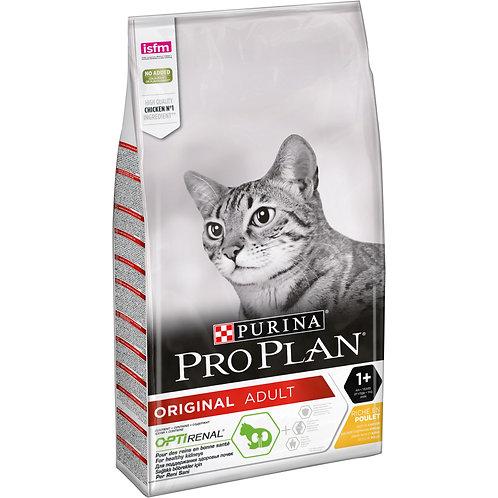 """פרו פלאן לחתול בוגר בטעם עוף 3 ק""""ג"""