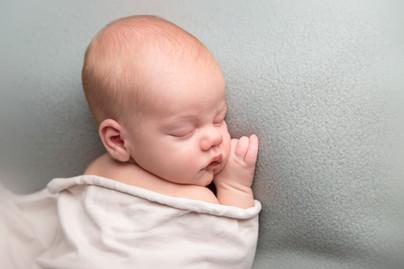 Ludvig | Nyfødtfotografering