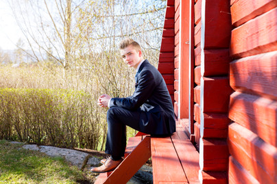 Elias | Konfirmantfotografering