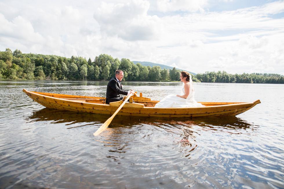 Bryllupsfotografering, Ringerike, Hønefoss, Silje Karlsrud Nyhus, Hjertelig foto