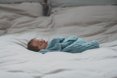 Nyfødtfotografering | Benjamin | Ask