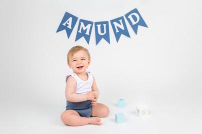 Amund | 1 år