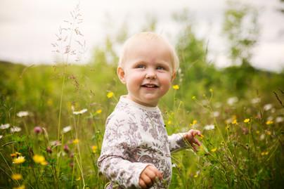 Madelen | Barnefotografering